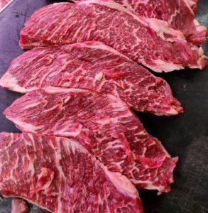denver steak.