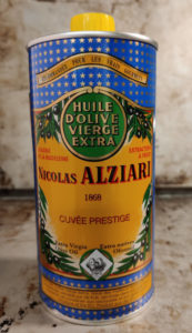 alziari oliiviöljy.