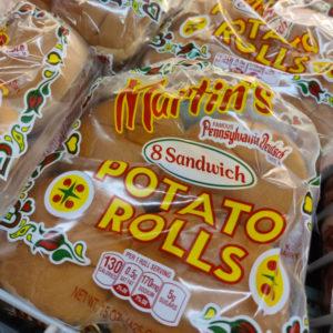 Martin´s Potato Rolls